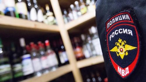В Калмыкии пресечены факты незаконного сбыта алкоголя