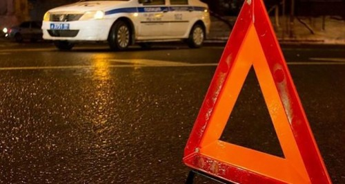 В Калмыкии, в результате ДТП, погиб пешеход