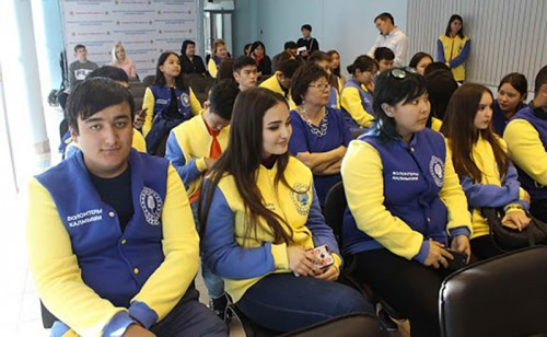 Господдержку волонтерского движения предложили закрепить в Конституции