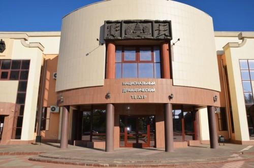 """Касатка"" на сцене Национального драматического театра им. Б. Басангова"