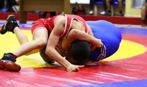 В Элисте стартует первый чемпионат ЮФО по вольной борьбе среди мужчин