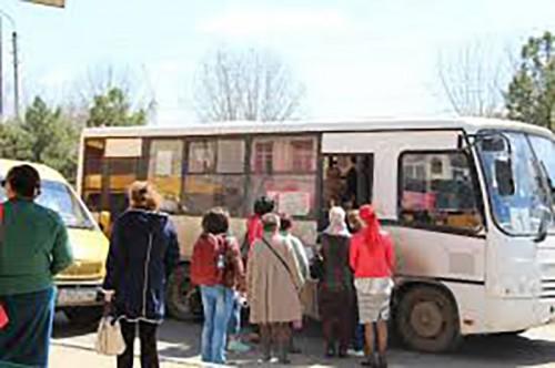 «Молодежка ОНФ» провела мониторинг работы общественного транспорта