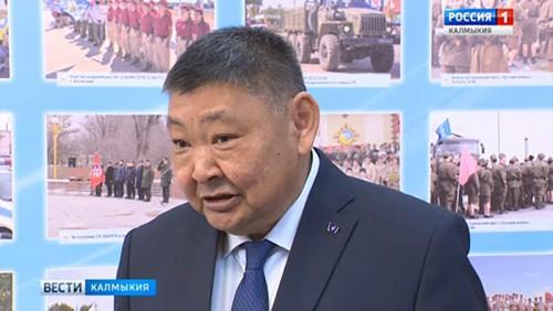 Сегодня состоялось подписание соглашения о взаимном сотрудничестве между ДОСААФ Калмыкии и Астраханской областью