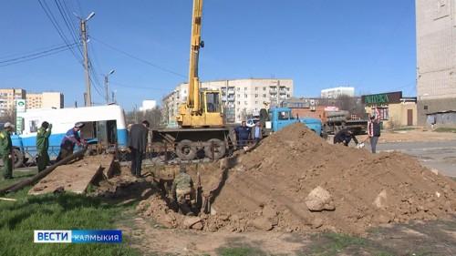 Жители восточной части города остались без горячей воды