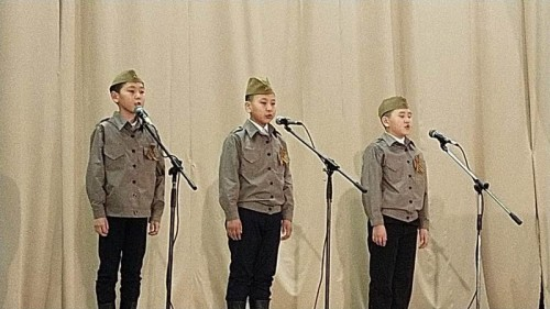 Стартовал 9-й сезон телевизионного конкурса детской песни «Теегин Айс»