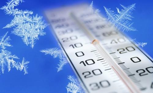 В Калмыкии ожидается резкое понижение температуры