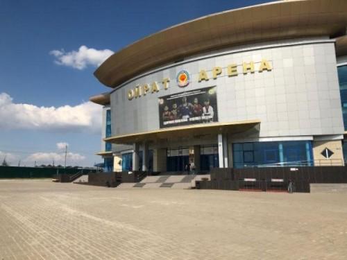 Чемпионат ЮФО по смешанным единоборствам собрал в Калмыкии 135 спортсменов