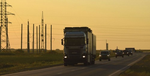 Росавтодор планирует ввести ограничения для тяжеловесного транспорта