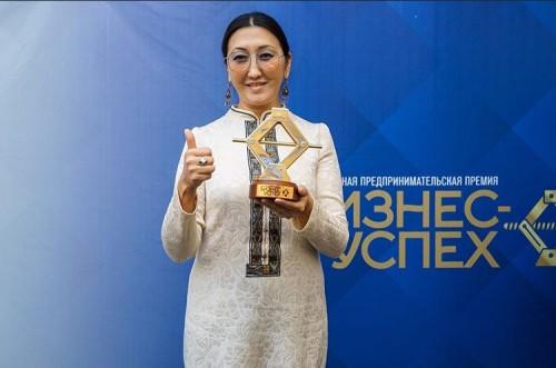 Предпринимательница из Калмыкии в числе лучших участников Всероссийского конкурса