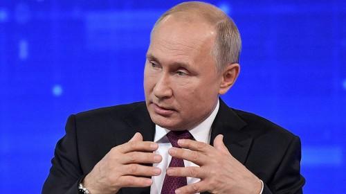 Президент России встретился с предпринимательским сообществом