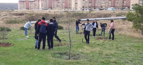 Стартовала Международная акция «Сад памяти»