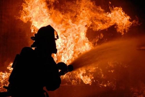 С начала года в Элисте произошло 274 пожара