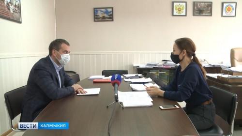 """Министр экономики и торговли дал интервью """"Вестям"""""""