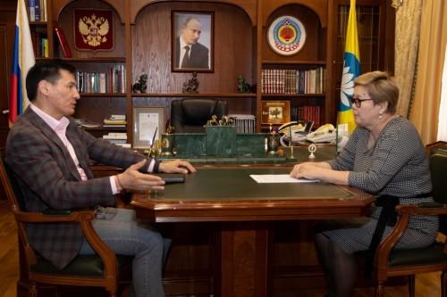 Лариса Летуева назначена исполняющим обязанности министра культуры и туризма республики