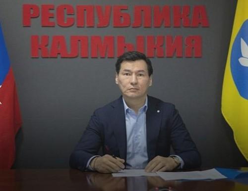 Глава Калмыкии принял участие в заседании рабочей группы Госсовета по противодействию распространения коронавирусной инфекции