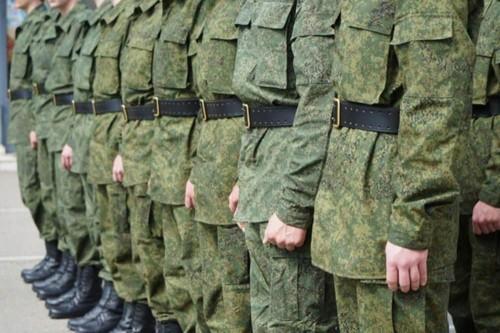 Призывники из Калмыкии прошли экспресс тестирование на COVID-19