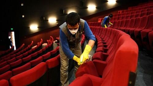 Роспотребнадзор дал рекомендации по возобновлению работы кинотеатров