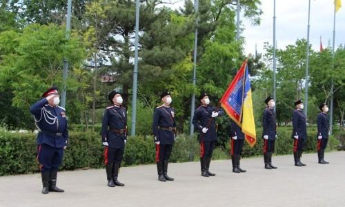 Калмыцкие казаки вернулись с главного Парада страны