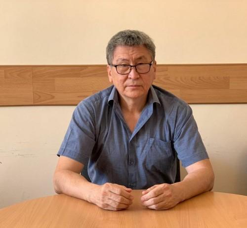 Николай Шарапов назначен главным врачом Лаганской районной больницы