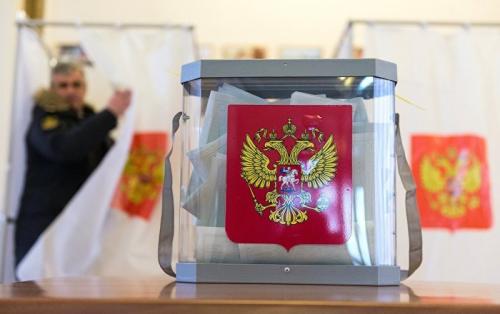 Жители Калмыкии принимают участие в Общероссийском голосовании