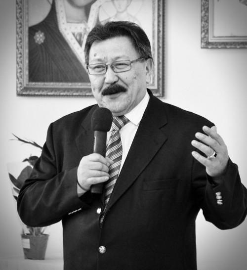 Не стало Николая Санджиева…