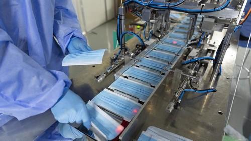 В Калмыкии запустят производство медицинских масок