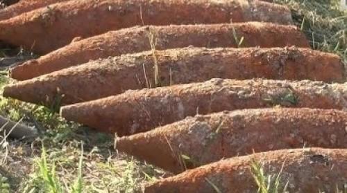 Вблизи села Вознесеновка обнаружена опасная находка