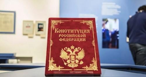 Калмыкия, как и вся страна, проголосовала сегодня по поправкам в Конституцию России