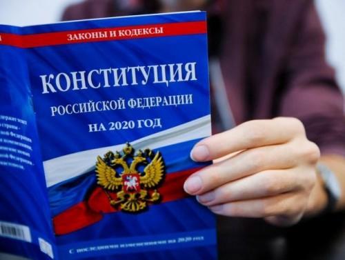 Референдум состоялся, поправки к Основному документу страны одобрены