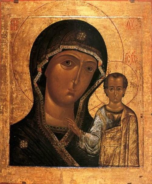 Сегодня празднуется День Казанской иконы Божией Матери