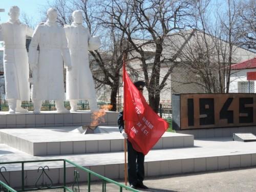 Жители поселка Комсомольский продолжают выбирать общественную территорию для благоустройства