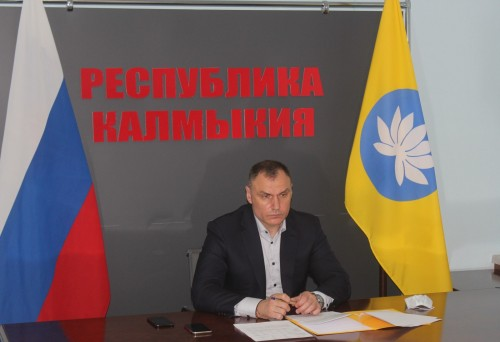 Дорожное строительство в Калмыкии набирает обороты