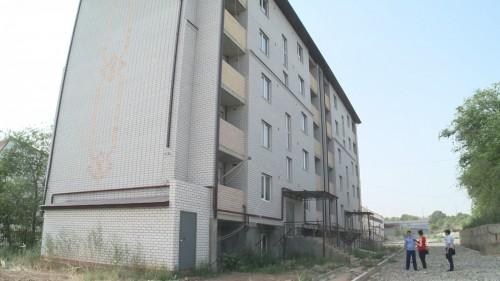 Проблема дольщиков дома номер 321 по улице Ленина будет решена до конца лета
