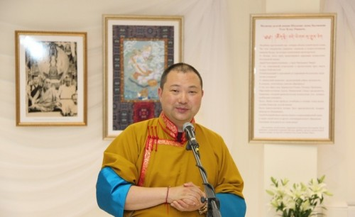 Шаджин-лама Калмыкии направил свое поздравление жителям республики