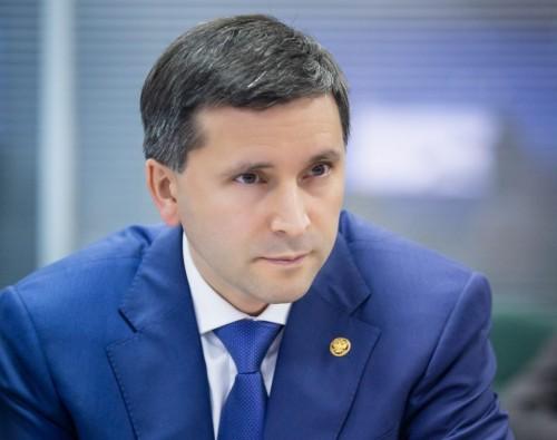 Поздравление жителям Калмыкии от Министра природных ресурсов и экологии РФ