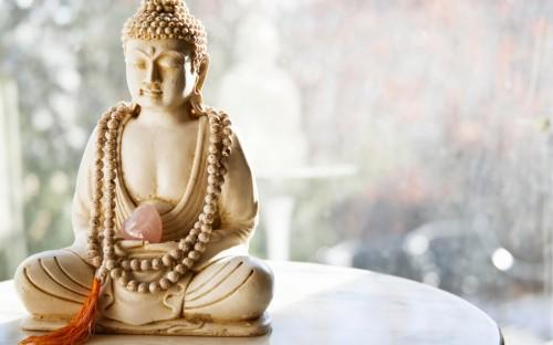 «Гадание посредством Авалокитешвары». Магистр буддийской философии провел онлайн-встречу