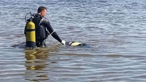В Юстинской районе обнаружено тело ребенка, унесенного течением во время купания в Волге
