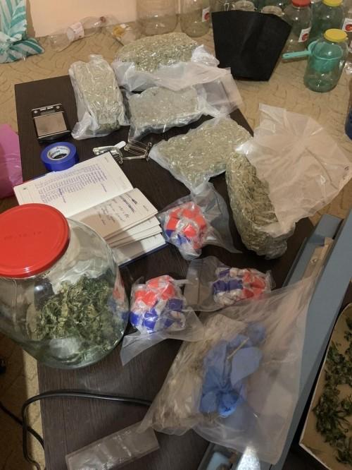 Полицейские республики задержали подозреваемого в незаконном обороте наркотиков