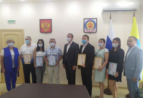Объявлены победители конкурса «Лучшие товары Калмыкии»