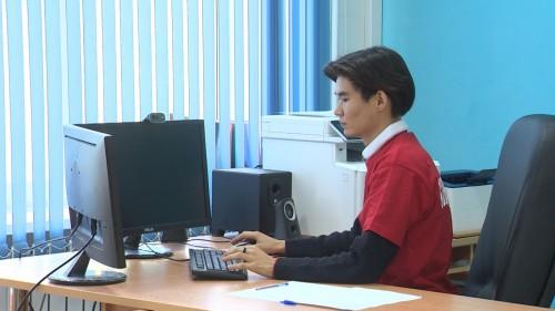 Студент из Калмыкии принял участие в отборочных соревнованиях Национального чемпионата «Молодые профессионалы»