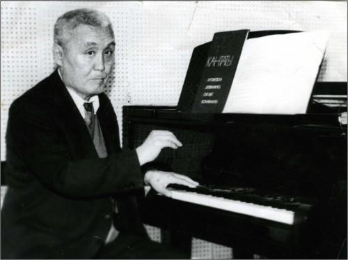 «Музыкальные встречи» с первым профессиональным композитором степной республики в эфире Калмыцкого Радио