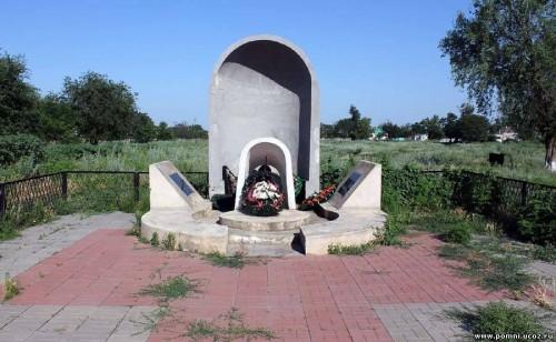 Калмыцкие казаки призывают  неравнодушных жителей республики оказать помощь в реставрации мемориала