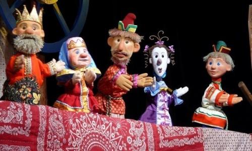 В Элисте появится кукольный театр