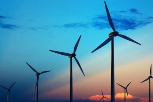 Строительство ветропарка в Целинном районе подходит к завершающему этапу