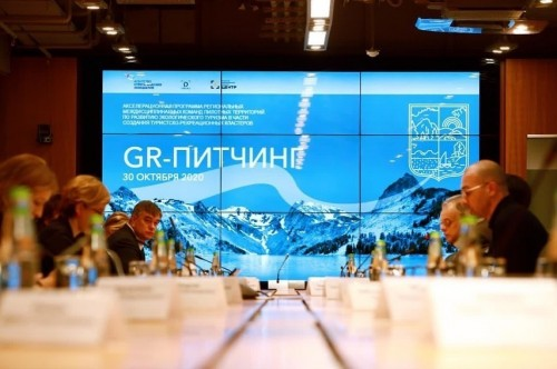 Глава региона  принял участие в GR-питчинге по привлечению инвесторов из числа федеральных органов власти