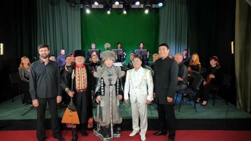 В Крыму состоялся V Фестиваль национальных оркестров Юга России