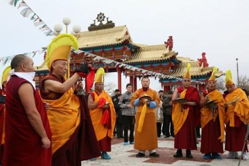 В Центральном хуруле начинаются большие ежегодные тантрические ритуалы