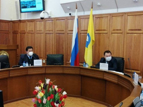 Парламентарии Калмыкии приняли участие в работе ХХIII Конференции ЮРПА