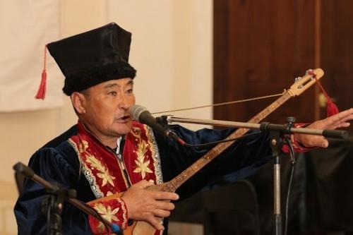 Джангарчи Баатр Манджиев примет участие во Всероссийском фестивале сэсэнов в Уфе