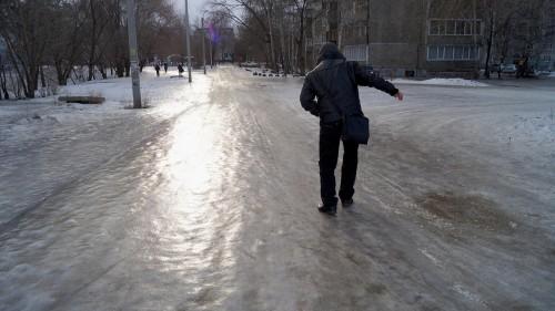 В Калмыкии ожидаются сильные гололедно-изморозевые отложения